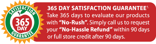 365 Day Guarantee